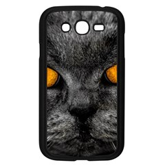 Cat Eyes Background Image Hypnosis Samsung Galaxy Grand Duos I9082 Case (black)