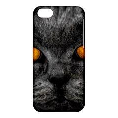 Cat Eyes Background Image Hypnosis Apple Iphone 5c Hardshell Case by BangZart