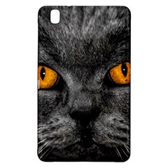 Cat Eyes Background Image Hypnosis Samsung Galaxy Tab Pro 8 4 Hardshell Case