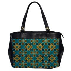 Vintage Pattern Unique Elegant Office Handbags