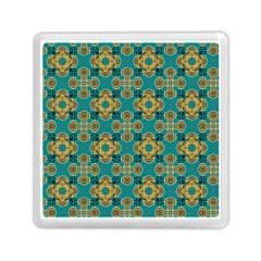 Vintage Pattern Unique Elegant Memory Card Reader (square)  by BangZart