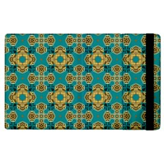 Vintage Pattern Unique Elegant Apple Ipad 3/4 Flip Case by BangZart