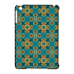 Vintage Pattern Unique Elegant Apple Ipad Mini Hardshell Case (compatible With Smart Cover)