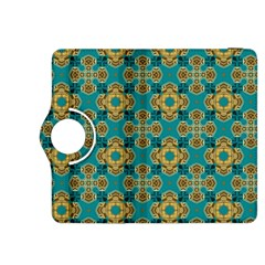 Vintage Pattern Unique Elegant Kindle Fire Hdx 8 9  Flip 360 Case by BangZart
