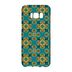 Vintage Pattern Unique Elegant Samsung Galaxy S8 Hardshell Case  by BangZart