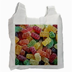 Jelly Beans Candy Sour Sweet Recycle Bag (two Side)  by BangZart