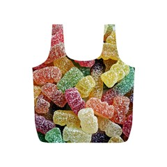 Jelly Beans Candy Sour Sweet Full Print Recycle Bags (s)  by BangZart