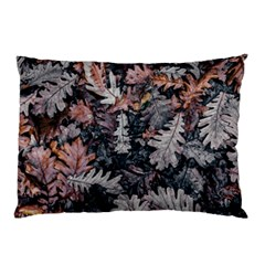 Leaf Leaves Autumn Fall Brown Pillow Case