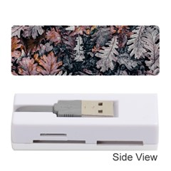 Leaf Leaves Autumn Fall Brown Memory Card Reader (stick)