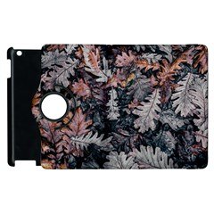 Leaf Leaves Autumn Fall Brown Apple iPad 3/4 Flip 360 Case