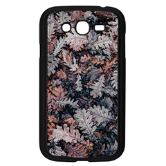 Leaf Leaves Autumn Fall Brown Samsung Galaxy Grand Duos I9082 Case (black) by BangZart