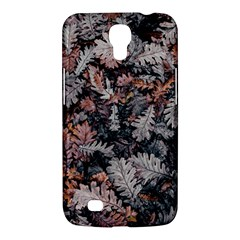Leaf Leaves Autumn Fall Brown Samsung Galaxy Mega 6 3  I9200 Hardshell Case by BangZart