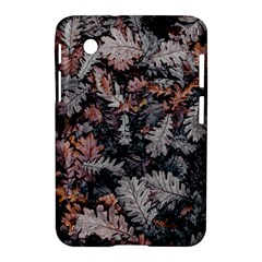 Leaf Leaves Autumn Fall Brown Samsung Galaxy Tab 2 (7 ) P3100 Hardshell Case