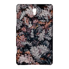 Leaf Leaves Autumn Fall Brown Samsung Galaxy Tab S (8 4 ) Hardshell Case  by BangZart