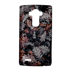 Leaf Leaves Autumn Fall Brown Lg G4 Hardshell Case by BangZart