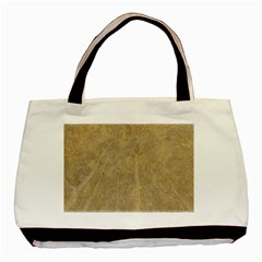 Abstract Forest Trees Age Aging Basic Tote Bag by BangZart