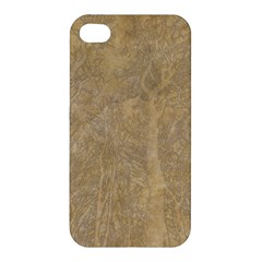 Abstract Forest Trees Age Aging Apple Iphone 4/4s Premium Hardshell Case by BangZart