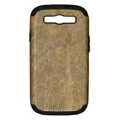 Abstract Forest Trees Age Aging Samsung Galaxy S Iii Hardshell Case (pc+silicone)