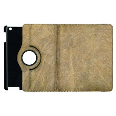 Abstract Forest Trees Age Aging Apple Ipad 3/4 Flip 360 Case by BangZart