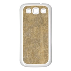 Abstract Forest Trees Age Aging Samsung Galaxy S3 Back Case (white) by BangZart