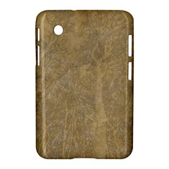 Abstract Forest Trees Age Aging Samsung Galaxy Tab 2 (7 ) P3100 Hardshell Case  by BangZart
