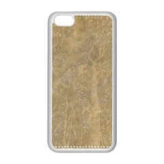 Abstract Forest Trees Age Aging Apple Iphone 5c Seamless Case (white) by BangZart