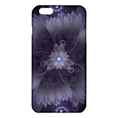 Amazing Fractal Triskelion Purple Passion Flower Iphone 6 Plus/6s Plus Tpu Case by jayaprime