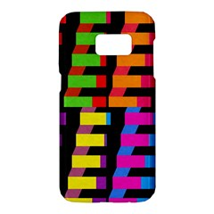 Colorful Rectangles And Squares                  Lg G4 Hardshell Case by LalyLauraFLM