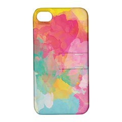 Pastel Watercolors Canvas                  Samsung Galaxy S3 Mini I8190 Hardshell Case by LalyLauraFLM