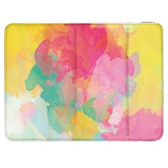 Pastel Watercolors Canvas                  Htc One M7 Hardshell Case by LalyLauraFLM