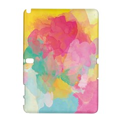 Pastel Watercolors Canvas                  Htc Desire 601 Hardshell Case by LalyLauraFLM