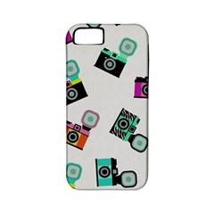 Old Cameras Pattern                  Apple Iphone 4/4s Hardshell Case (pc+silicone) by LalyLauraFLM