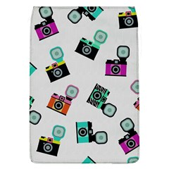 Old Cameras Pattern                  Samsung Galaxy Grand Duos I9082 Hardshell Case by LalyLauraFLM
