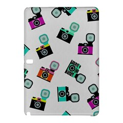 Old Cameras Pattern                  Nokia Lumia 1520 Hardshell Case by LalyLauraFLM