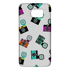 Old Cameras Pattern                  Htc One M9 Hardshell Case by LalyLauraFLM