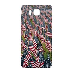 Repetition Retro Wallpaper Stripes Samsung Galaxy Alpha Hardshell Back Case