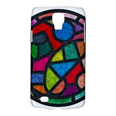 Stained Glass Color Texture Sacra Galaxy S4 Active by BangZart