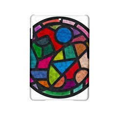 Stained Glass Color Texture Sacra Ipad Mini 2 Hardshell Cases by BangZart