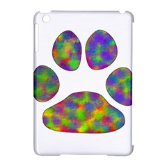 Paw Apple Ipad Mini Hardshell Case (compatible With Smart Cover) by BangZart