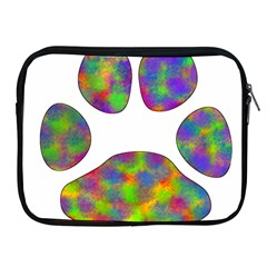 Paw Apple Ipad 2/3/4 Zipper Cases by BangZart