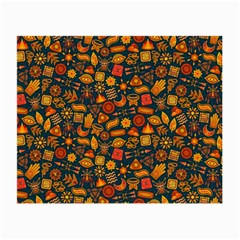 Pattern Background Ethnic Tribal Small Glasses Cloth (2 Side) by BangZart