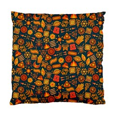 Pattern Background Ethnic Tribal Standard Cushion Case (one Side) by BangZart