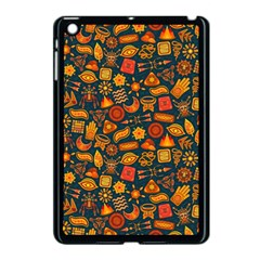 Pattern Background Ethnic Tribal Apple Ipad Mini Case (black)