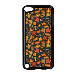 Pattern Background Ethnic Tribal Apple Ipod Touch 5 Case (black)