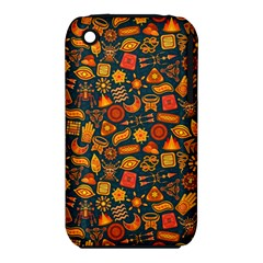 Pattern Background Ethnic Tribal Iphone 3s/3gs by BangZart