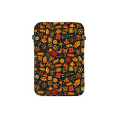 Pattern Background Ethnic Tribal Apple Ipad Mini Protective Soft Cases by BangZart