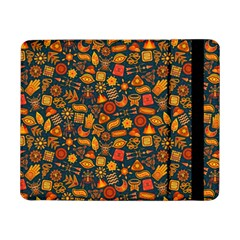 Pattern Background Ethnic Tribal Samsung Galaxy Tab Pro 8 4  Flip Case by BangZart