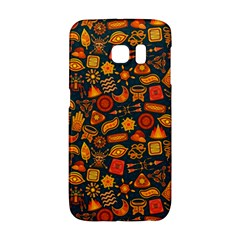 Pattern Background Ethnic Tribal Galaxy S6 Edge