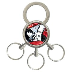 Footrests Motorcycle Page 3 Ring Key Chains by BangZart