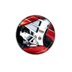 Footrests Motorcycle Page Hat Clip Ball Marker